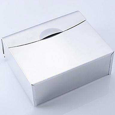 Držač toaletnog papira New Design / Multifunkcionalni Moderna Aluminijum 1pc Držači za toaletni papir Zidne slavine