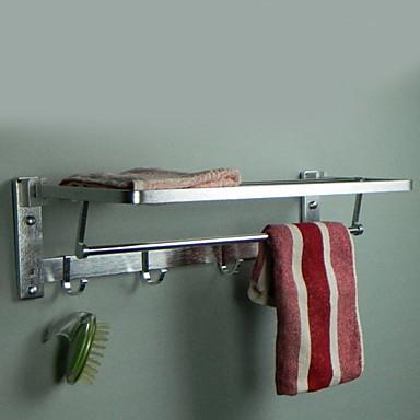 Kupaonska polica New Design / Cool Moderna Aluminijum 1pc Zidne slavine