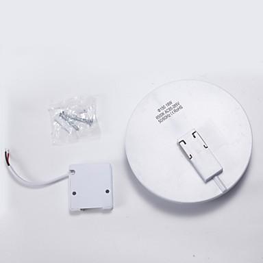1pc 18 W 1800 lm 96 LED zrnca Jednostavna instalacija LED ugradbene žarulje Bijela 85-265 V Za dom / ured Za dnevnu sobu / blagavaonicu Za spavaću sobu