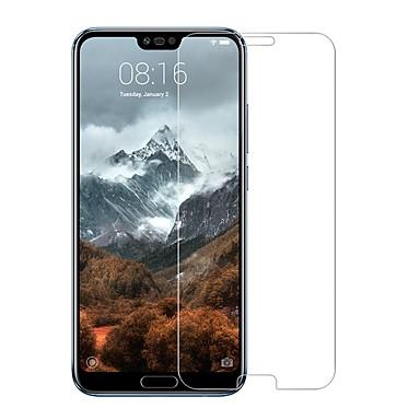 povoljno Zaštitne folije za Huawei-HuaweiScreen ProtectorHuawei Honor 10 Visoka rezolucija (HD) Prednja zaštitna folija 1 kom. Kaljeno staklo