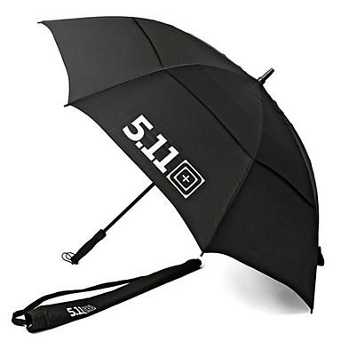 البوليستر الجميع مشمس وممطر / مقاوم للرياح مظلة ملطية
