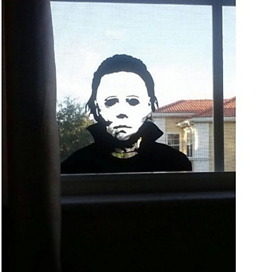 Prozor Film i Naljepnice Ukras Halloween Odmor PVC Naljepnica za prozor