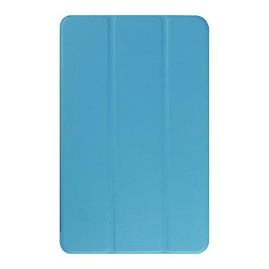 Θήκη Za Samsung Galaxy Tab E 9.6 sa stalkom Korice Jednobojni Tvrdo PU koža