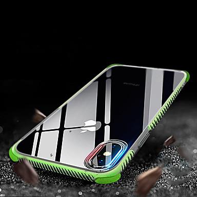 Θήκη Za Apple iPhone XS / iPhone XR / iPhone XS Max Otporno na trešnju / Translucent Stražnja maska Jednobojni Mekano TPU