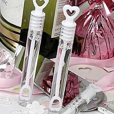 ljubav srca štapić cijev 3pcs / lot mjehurić sapun bocama igranje zabava djeca igračke dom vjenčanja rođendan zabava ukrasa za igračke