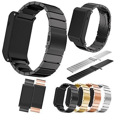 حزام إلى Vivoactive HR Garmin بكلة كلاسيكية معدن / ستانلس ستيل شريط المعصم