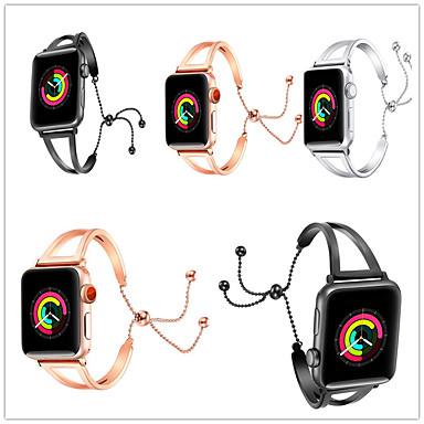Pogledajte Band za Apple Watch Series 5/4/3/2/1 Apple Dizajn nakita Nehrđajući čelik Traka za ruku