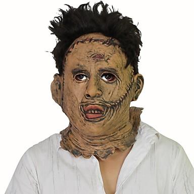 Odmor dekoracije Novogodišnji / Halloween Dekoracije Maske za Noć vještica Kreativan / Party / Ukrasno Braon 1pc