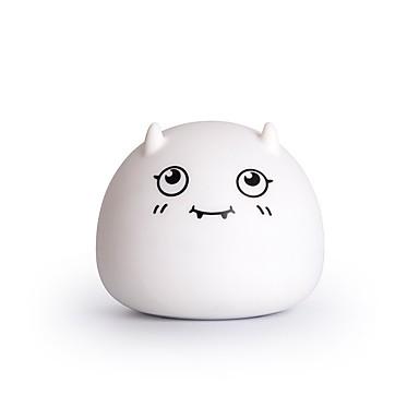 1pc Veilleuse de pépinière Coloré USB Pour les enfants / Soulagement de stress et l'anxiété / Intensité Réglable 5 V