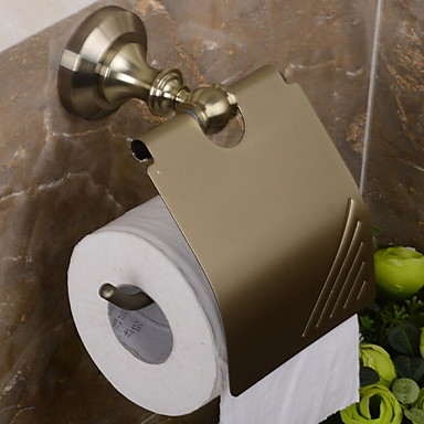 Držač toaletnog papira New Design Suvremena Aluminijum 1pc Zidne slavine