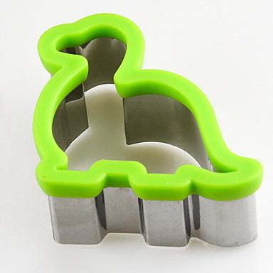 أدوات خبز الفولاذ المقاوم للصدأ متعددة الوظائف / المطبخ الإبداعية أداة لأواني الطبخ / لكعكة قوالب الكيك / أدوات حلوى 1PC