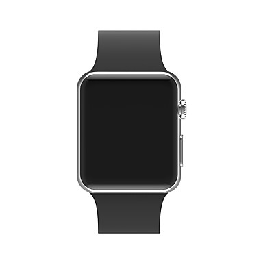 رخيصةأون قيود ساعات-جل السيليكا حزام حزام إلى Apple Watch Series 4/3/2/1 أسود / الأبيض / أزرق 23CM / 9 بوصة 2.1cm / 0.83 Inches