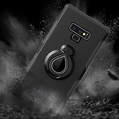 Θήκη Za Samsung Galaxy Note 9 / Note 8 Otporno na trešnju / sa stalkom / Prsten držač Stražnja maska Țiglă / Oklop Tvrdo PC