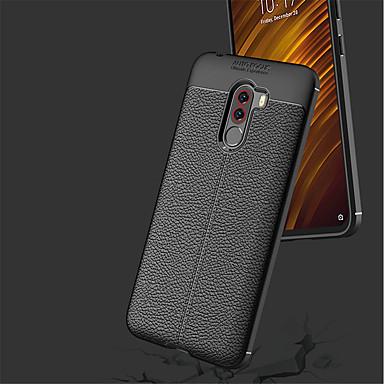 Θήκη Za Xiaomi Xiaomi Pocophone F1 / Xiaomi Mi 8 / Xiaomi Mi 8 SE Otporno na trešnju Stražnja maska Jednobojni Mekano TPU