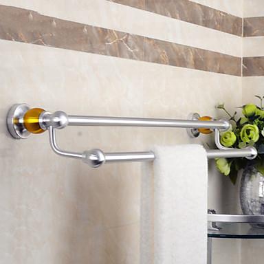 Šipka za ručnik New Design Suvremena Aluminijum 1pc Bračni Zidne slavine