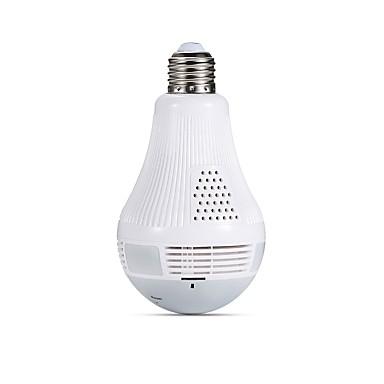 Jooan® žarulja žarulja bežični ip kamera wifi 960p panoramski fisheye dom sigurnost CCTV kamera 360 stupnjeva noćni vid podrška 128gb