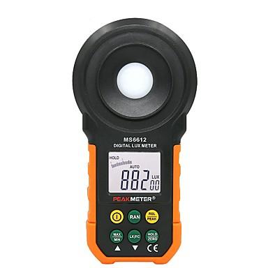 MS6612 Tester akumulatora 0-200000LUX Mjerica / Pro