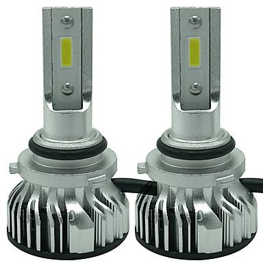 رخيصةأون مصابيح السيارة-OTOLAMPARA 2pcs H10 / H9 / H7 سيارة لمبات الضوء 45 W LED أداء عالي 4500 lm 2 LED مصباح الرأس من أجل عالمي / فولكسواجن / تويوتا Sharan / Tiguan / Previa كل السنوات