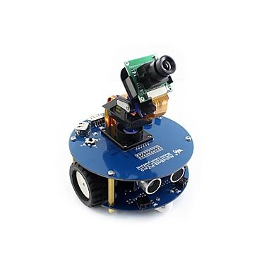 povoljno Arduino oprema-waveshare alphabot2-pizero acce pakiranje alphabot2 robota za izgradnju robota za malinu pi zero / zero w (ne pi)