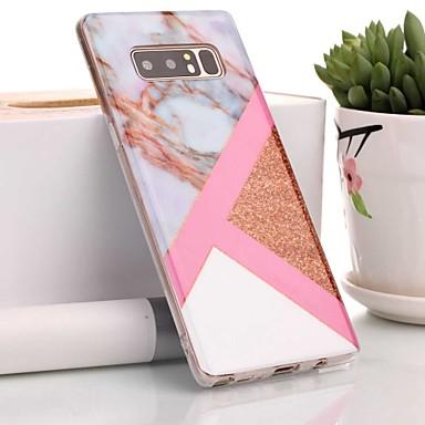 Θήκη Za Samsung Galaxy Note 9 / Note 8 IMD / Uzorak Stražnja maska Mramor Mekano TPU