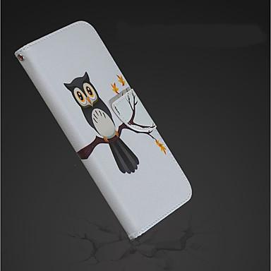 Θήκη Za Apple iPhone XR / iPhone XS Max Novčanik / Utor za kartice / sa stalkom Korice Sova Tvrdo PU koža za iPhone XS / iPhone XR / iPhone XS Max