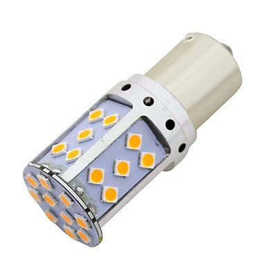 SO.K 2pcs BA15S (1156) / 1156 Automobil Žarulje 21 W SMD 3030 1800 lm 35 LED Žmigavac svjetlo / Motor / Dodaci Za Univerzális Sve godine