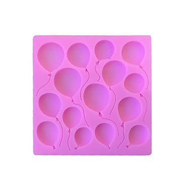 1pc Silikon Divan Kreativna kuhinja gadget Torta / kolači Čokoladno smeđa za Candy Torte za kalupe Alati za desert Bakeware alati