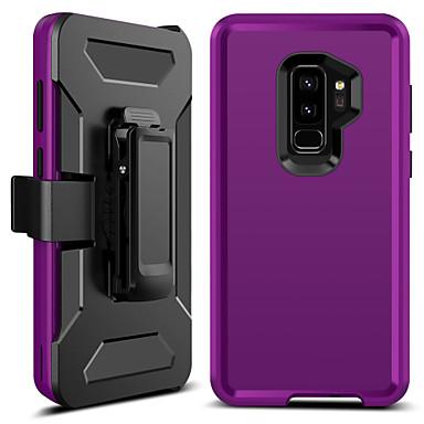 Θήκη Za Samsung Galaxy S9 Plus Otporno na trešnju / Mutno / Wireless Charging Receiver Case Stražnja maska Jednobojni Tvrdo TPU / PC