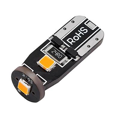 SO.K 10pcs Automobil Žarulje 3 W SMD 5730 / SMD 3030 100 lm 3 LED Žmigavac svjetlo Za Univerzális Sve godine