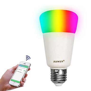 zigbee led žarulje žarulje e27 rgbw smart app control 16million boje 9w zamjenjive inteligentne rasvjete