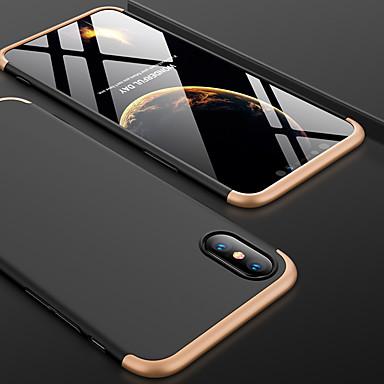 Θήκη Za Apple iPhone XS Max Otporno na trešnju / Ultra tanko Stražnja maska Jednobojni Tvrdo PC