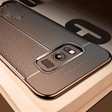 Θήκη Za Samsung Galaxy Note 9 / Note 8 Otporno na trešnju / Reljefni uzorak Stražnja maska Jednobojni Mekano TPU
