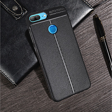 cheap Huawei Mate Cases / Covers-Case For Huawei Huawei Honor 10 / Honor 9 / Huawei Honor 9 Lite Ultra-thin Back Cover Solid Colored Soft TPU