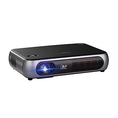 Factory OEM P1 DLP Projektor 15000 lm Android 4.4 podrška / 4K / 1080P (1920x1080) / ±30°