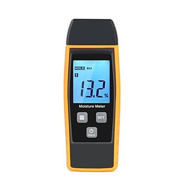 rz profesionalna drva vlaga mjerač vlage digitalni tester 0% ~ 80% dvije igle veliki LCD zaslon s pozadinskim svjetlom temperatura rz660