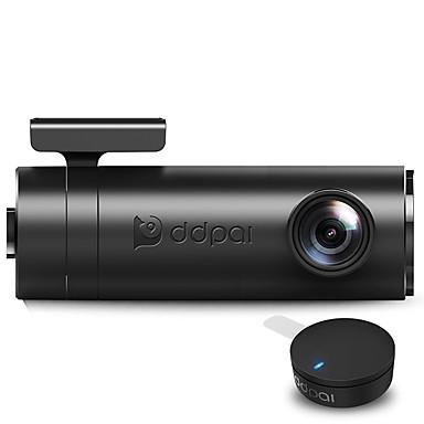 carinjenje ddpai mini2s 720p / 1080p / 1440p mini / dual leća auto dvr 140 stupnjeva širokokutni bez crtica cam s parkiranje praćenje / petlje snimanje bez auto snimač