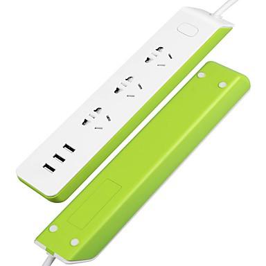 رخيصةأون Smart Plug-BroadLink المكونات الذكية MP2 إلى غرفة المعيشة / دراسة / غرفة نوم أب التحكم / ويفي التحكم / ذكي 220-240 V