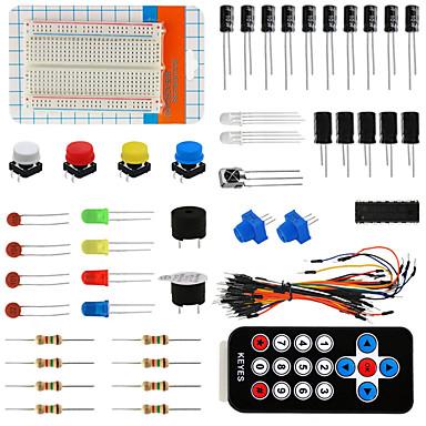 keyes univerzalna komponenta kit 503b za arduino elektronske hobiste