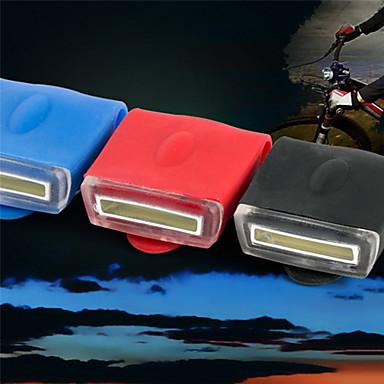 LED Svjetla za bicikle Stražnje svjetlo za bicikl sigurnosna svjetla Brdski biciklizam Bicikl Biciklizam Vodootporno Prijenosno Quick Release Izdržljivost Punjiva Lithium-ion baterija USB 1200 lm