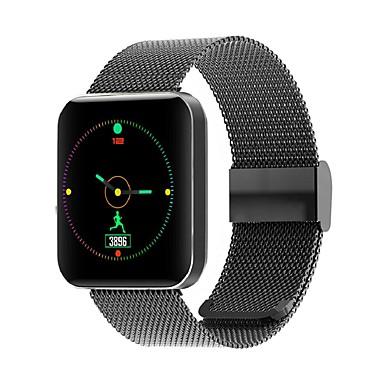 Indear S88 Muškarci Smart Narukvica Android iOS Bluetooth Sportske Vodootporno Heart Rate Monitor Mjerenje krvnog tlaka Ekran na dodir Brojač koraka Podsjetnik za pozive Mjerač aktivnosti Mjerač sna