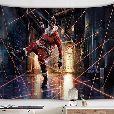 Pravokutan Zid Decor 100% poliester Moderna Wall Art, Zidne tapiserije Ukras