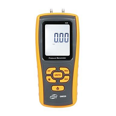 BENETECH GM510 Tester kvalitete zraka 10kpa Mjerica / Pro