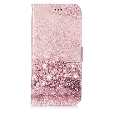 povoljno Maske/futrole za Galaxy S seriju-Θήκη Za Samsung Galaxy S9 / S9 Plus / S8 Plus Novčanik / Utor za kartice / sa stalkom Korice Mramor Tvrdo PU koža