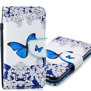 Θήκη Za Samsung Galaxy S9 / S9 Plus / S8 Plus Novčanik / Utor za kartice / sa stalkom Korice Rukav leptir Tvrdo PU koža
