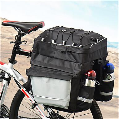 36-55 L Panniers & Rack Trunk Prilagodljivo Prijenosno Mala težina Torba za bicikl Najlon Torba za bicikl Torbe za biciklizam Biciklizam Kampiranje Romobil / Reflektirajuće trake
