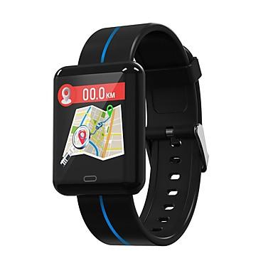 Indear F5 Muškarci Smart Narukvica Android iOS Bluetooth Sportske Vodootporno Heart Rate Monitor Mjerenje krvnog tlaka Ekran na dodir Brojač koraka Podsjetnik za pozive Mjerač aktivnosti Mjerač sna