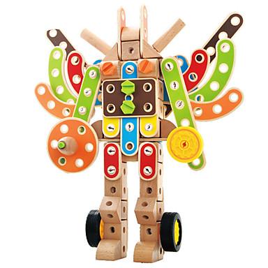 olcso Építőjátékok és építőkockák-Reteszelőblokkok Menő Tökéletes Szülő-gyermek interakció 1 pcs Gyermek Összes Fiú Lány Játékok Ajándék