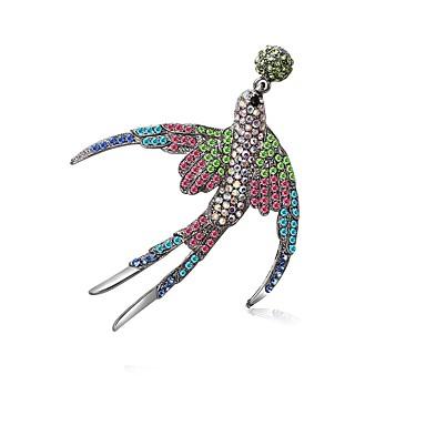 Žene Broševi Bizant Sa životinjama dame Gotika Moda Slatka Style Broš Jewelry Izabrane Boja Za Svečanost Karneval