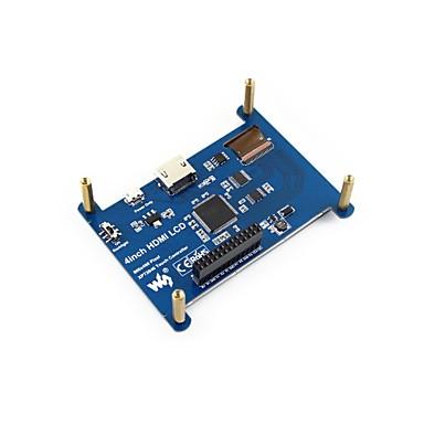 otporni zaslon osjetljiv na dodir LCD, 4 inča (9800x480) hdmi sučelje, ips zaslon, dizajniran za maline pi