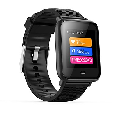 KUPENG Q9 Uniseks Smart Narukvica Android iOS Bluetooth GPS Sportske Vodootporno Heart Rate Monitor Mjerenje krvnog tlaka Brojač koraka Podsjetnik za pozive Mjerač aktivnosti Mjerač sna sjedeći